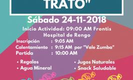 """CICLETADA 7K """"SALUD Y BUEN TRATO"""""""