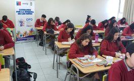 OPD RENGO REALIZA APLICACIÓN DE ENCUESTAS EN ESTABLECIMIENTOS EDUCACIONALES