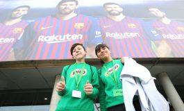 """Rocío y Bruno después de su experiencia MILO en Barcelona: """"el esfuerzo y perseverancia son claves para el éxito"""""""