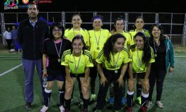 FINAL CAMPEONATO FUTBOLITO DAMAS