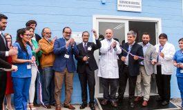 SERVICIO DE SALUD O'HIGGINS INAUGURÓ BOX ODONTOLÓGICOS DE ESPECIALIDAD EN HOSPITAL DE RENGO