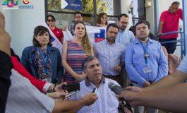 ALCALDE DE RENGO SOLIDARIZA CON DOCTOR AGREDIDO EN CESFAM RIENZI VALENCIA