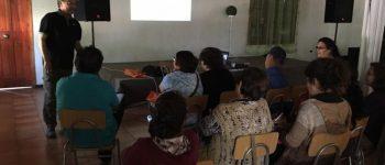 CHARLA INFORMATIVA SOBRE LOS FRENTES AL CAMBIO CLIMÁTICO ACTUAL Y DEL FUTURO