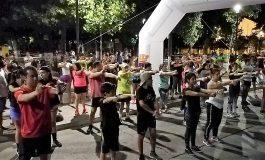 EXITOSA CORRIDA NOCTURNA RENGO 2019