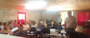 Proyecto de reconstrucción de viviendas en La Chimba