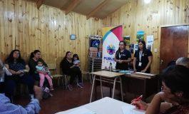 SEGURIDAD PÚBLICA PARTICIPA EN REUNIÓN INFORMATIVA CON VECINOS DEL SECTOR CERRILLOS