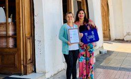 SENDA RENGO CERTIFICA A PANADERIA BAQUEDANO EN PROGRAMA TRABAJAR CON CALIDAD DE VIDA EN LA PYME 2018