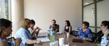 Mesa de articulación intersectorial en temas de género