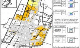 Propuesta de Enmienda 7 al PRC, estará expuestas al público en el hall de acceso del Edificio Consistorial desde el 25 de abril
