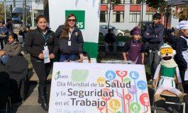 ESTE DOMINGO SE CELEBRA EL DIA MUNDIAL DE LA SEGURIDAD Y SALUD EN EL TRABAJO