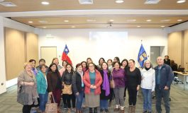 ALCALDE DE RENGO PARTICIPA EN IMPORTANTE REUNION DE MUJERES QUE PADECEN FIBROMIALGIA