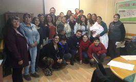 """TALLERES """"ARMONÍA, FAMILIA Y SALUD"""" DESARROLLÓ CESFAM ROSARIO"""