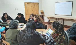 OFICINA DE SEGURIDAD PÚBLICA, SE REÚNEN CON DIRECTIVAS DE 5 JUNTAS DE VECINOS DE LA COMUNA