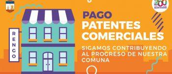 DEPARTAMENTO DE RENTAS Y PATENTES INFORMA:
