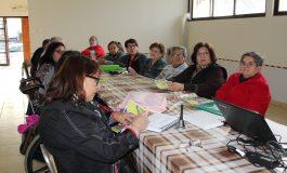 SEGURIDAD PÚBLICA REALIZA TALLER DE ACCIDENTES EN EL HOGAR A CLUB DE ADULTO MAYOR ANTIGUA PRIMAVERA