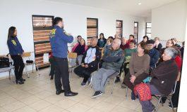 GRUPO ADULTOS MAYORES RECIBE ORIENTACION PREVENTIVA FRENTE A DELITOS Y ESTAFAS QUE PUEDAN SUFRIR