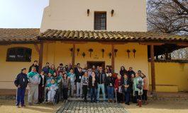 CONTINUA EN RENGO EL TURISMO CULTURAL INCLUSIVO