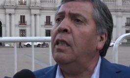 ALCALDE DE RENGO SE REUNE CON PRESIDENTE DE EFE PARA RATIFICAR METROTREN HASTA CHIMBARONGO