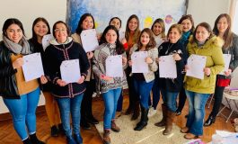 REUNIÓN Y FIRMA DE CONVENIO DE LA RED DE INFANCIA Y ADOLESCENCIA DE LA COMUNA DE RENGO
