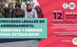 PROCESOS LEGALES EN ARRENDAMIENTO, DERECHOS Y DEBERES PARA EXTRANJEROS/ PROCÉDURES JURIDIQUES EN MATIÈRE DE LOCATION, DROITS ET DEVOIRS DES ÉTRANGERS
