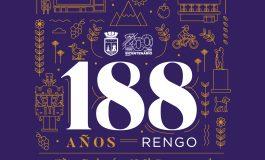 GALA DE ANIVERSARIO 188 AÑOS RENGO