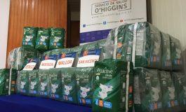 SERVICIO DE SALUD O'HIGGINS ENTREGA BENEFICIO A ADULTOS MAYORES DE LA COMUNA