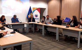 SESIÓN16 DEL CONSEJO COMUNAL:SEGURIDAD PÚBLICA REÚNEA TODAS LAS INSTITUCIONES RELACIONADAS A LA CONTINGENCIA SOCIAL