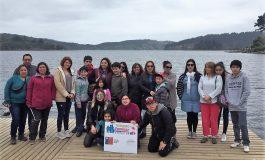 PROGRAMA TURISMO FAMILIAR:16 FAMILIAS RENGUINAS DISFRUTARON DE UN FIN DE SEMANA EN VICHUQUÉN