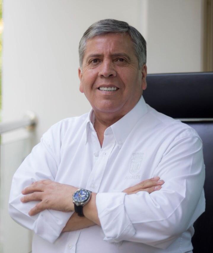 Alcalde de Rengo Carlos Soto González