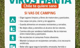 DEPARTAMENTO DE SALUD MUNICIPAL LLAMA A PREVENIR CONTAGIO DE VIRUS HANTA EN RENGO