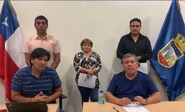 COMUNICADO N° 15SE FORMA MESA SOCIAL ENTRE LA MUNICIPALIDAD Y LA UNION COMUNAL DE JUNTAS DE VECINOS