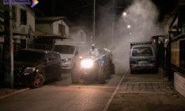 MUNICIPALIDAD DE RENGO CONTINUA CON SANITIZACION DE LOCALIDADES