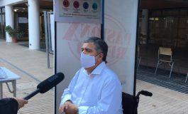 ALCALDE CARLOS SOTO REALIZA UNA IMPORTANTE DONACIÓN EN ELEMENTOS DE PROTECCIÓN, AL MUNICIPIO DE RENGO
