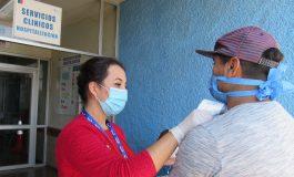 SE IMPLEMENTA CONTROL DE TEMPERATURA A VISITAS DE PACIENTES HOSPITALIZADOS EN RENGO