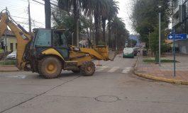 SEIS CALLES DE RENGO ENTRAN EN PROYECTO DE CONSERVACION DE VIAS URBANAS
