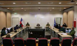 SE REALIZO REUNION DE REPORTE Y COORDINACION SEMANAL COVID-19 Y CUARENTENA TERRITORIAL