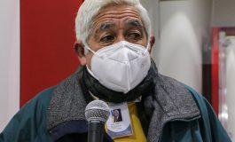 ALCALDE SUPLENTE JULIO IBARRA SE REUNE CON COLEGIO DE PROFESORES