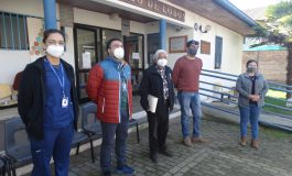 DOS NUEVOS OPERATIVOS DE TOMA DE MUESTRA DE PCR SE REALIZARON HOY MARTES EN RENGO