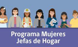 130 CUPOS PARA POSTULAR AL PROGRAMA MUJERES JEFAS DE HOGAR RENGO 2021