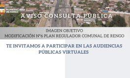 EXPOSICIÓN IMAGEN OBJETIVO MODIFICACIÓN N°6 AL Plan Regulador Comunal