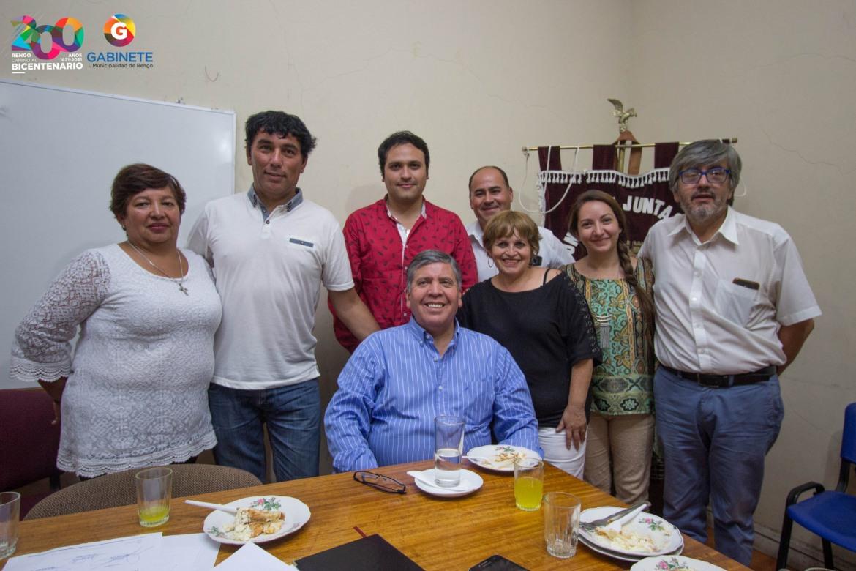 ASUME NUEVA DIRECTIVA DE UNION COMUNAL DE JUNTAS DE VECINOS
