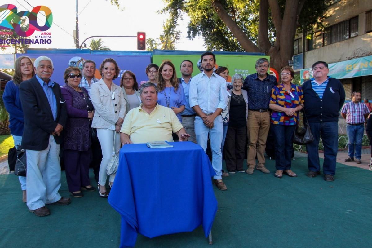 EN RENGO SE CONSTRUYE LA PRIMERA CLINICA MUNICIPAL DEL ADULTO MAYOR DE LA REGION