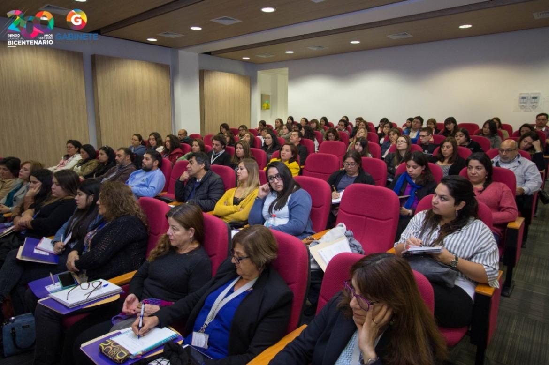 EXITOSO SEMINARIO ORGANIZA OPD RENGO SOBRE DIVERSIDAD SEXUAL E INCLUSIÓN EN INFANCIA Y ADOLESCENCIA