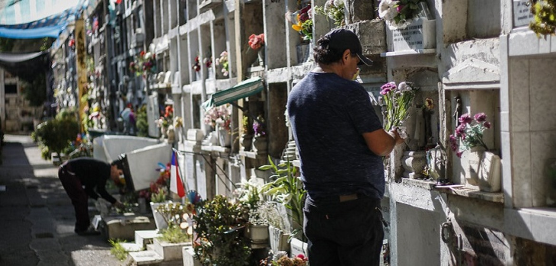 GOBIERNO INFORMA QUE ESTE FIN DE SEMANA SE CIERRAN TODOS LOS CEMENTERIOS DE CHILE