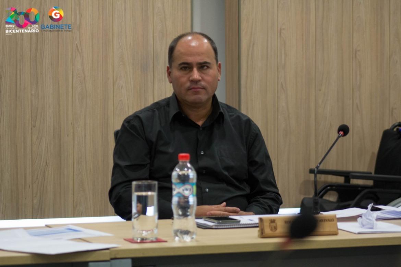 """Concejal Rolando Guajardo:""""ALGO PASA QUE NO ESTAMOS ENCANTANDO A LA GENTE PARA QUE VAYA A REUNIONES A INFORMARSE"""""""