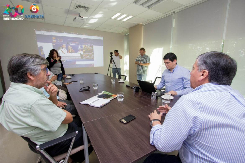 Primera comuna de la región de O'Higgins:MUNICIPALIDAD DE RENGO INSTALA PROGRAMA DE ESTADOS FINANCIEROS ABIERTO A LA COMUNIDAD