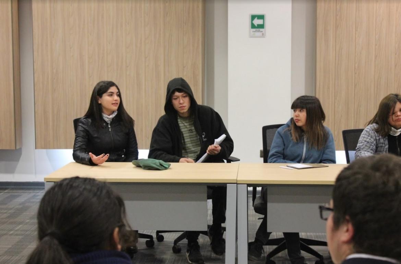 SECUNDARIOS DE RENGO SE ORGANIZAN Y DAN SU OPINION FRENTE A HORARIO PROTEGIDO