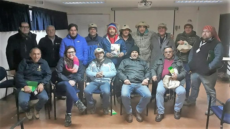 CAPACITACION A FUNCIONARIOS SERVICIOS GENERALES