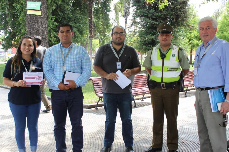 NUEVA ORDENANZA MUNICIPAL PROHIBE EL USO DE BICICLETAS O SKATE EN LA PLAZA DE ARMAS DE LA COMUNA