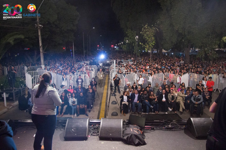 CARNAVAL DE VERANO RENGO 2019